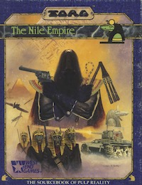<i>The Nile Empire</i> Cross-genre tabletop role-playing game supplement