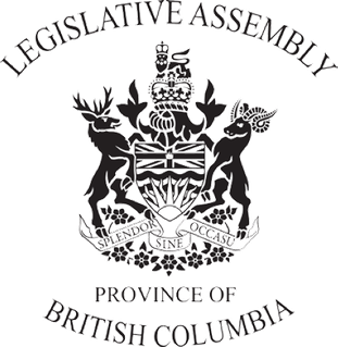 Legislative Assembly of British Columbia single house of the Parliament of British Columbia