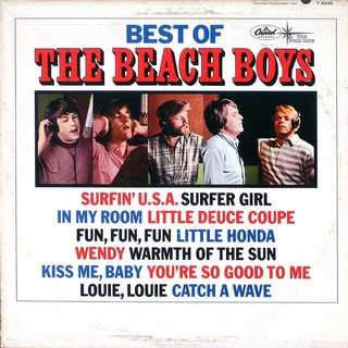 The Beach Boys  Wikipedia