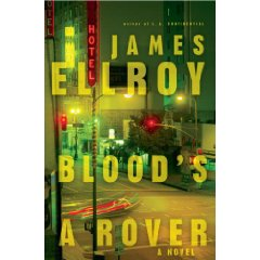 <i>Bloods a Rover</i> 2009 Book by James Ellroy
