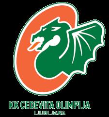KK Cedevita Olimpija Basketball club in Ljubljana, Slovenia