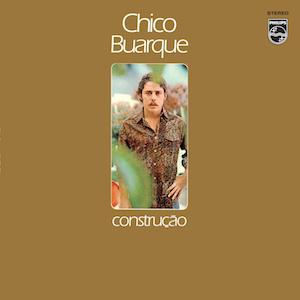 <i>Construção</i> 1971 studio album by Chico Buarque