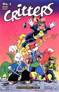 <i>Critters</i> (comics)