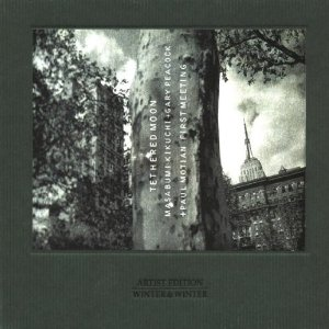 <i>First Meeting</i> (Tethered Moon album) 1997 studio album by Masabumi Kikuchi, Gary Peacock & Paul Motian