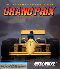 Microprose Formula One Grand Prix (Video Game, 1992)