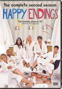 <i>Happy Endings</i> (season 2) season of television series