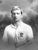 Herman Hilton English rugby league player