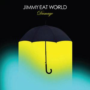 <i>Damage</i> (Jimmy Eat World album) 2013 studio album by Jimmy Eat World