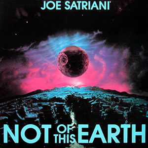 <i>Not of This Earth</i> (Joe Satriani album) 1986 studio album by Joe Satriani