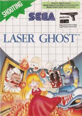 Laser Ghost Wikipedia