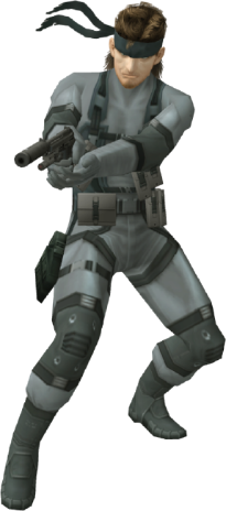 Solid Snake Wikipedia