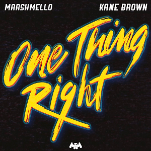 One Thing Right - Wikipedia