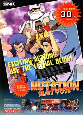 Picture of a game: Mutation Nation
