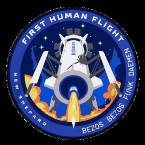 Blue Origin NS-16 First crewed flight of New Shepard