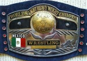 NWA World Light Heavyweight Championship Professional wrestling championship