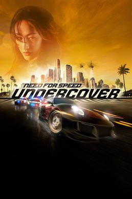 Picture of a game: Need For Speed: Undercover
