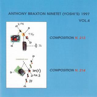<i>Ninetet (Yoshis) 1997 Vol. 4</i> 2002 live album by Anthony Braxton