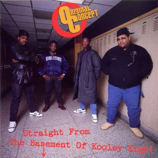 Original Concept American hip hop group