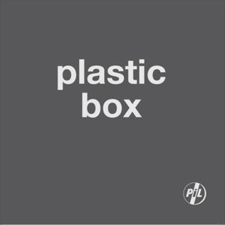 <i>Plastic Box</i> 1999 box set by Public Image Ltd