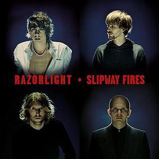 <i>Slipway Fires</i> 2008 studio album by Razorlight