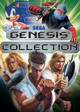 Picture of a game: Sega Genesis Collection