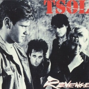 <i>Revenge</i> (T.S.O.L. album) 1986 studio album by T.S.O.L.