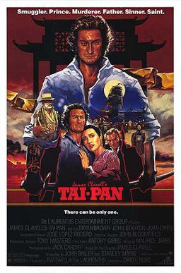 MARABOUT DES FILMS DE CINEMA  - Page 23 Tai_pan_poster