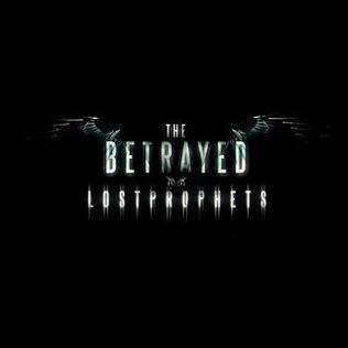 Обложка альбома The Betrayed