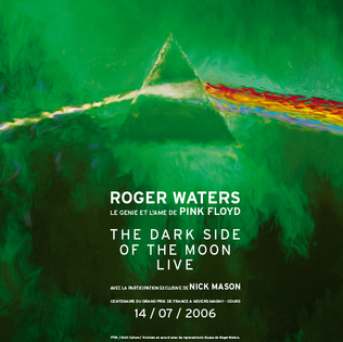 The Dark Side of the Moon Live