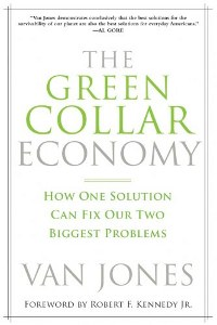 The Green Collar Economy (Van Jones book) cover.jpg