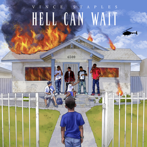 <i>Hell Can Wait</i> 2014 EP by Vince Staples