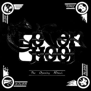 <i>The Opening Ritual</i> 1982 extended play by Cloven Hoof