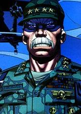 Thunderbolt Ross comic book character