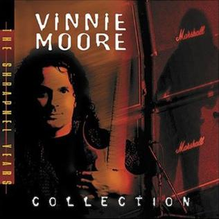 <i>Collection: The Shrapnel Years</i> (Vinnie Moore album) 2006 greatest hits album by Vinnie Moore