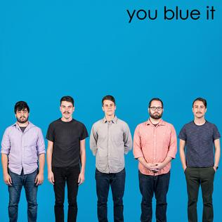 <i>You Blue It</i> 2014 EP by You Blew It!
