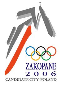 Zakopane bid for the 2006 Winter Olympics
