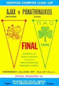 1971 European Cup Final