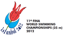 2012 FINA World Swimming Championships (25 m) water sport tournament in Istanbul