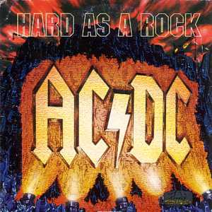 Hard as a Rock Song by AC/DC