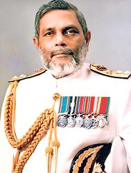 Clancy Fernando Sri Lankan Navy admiral