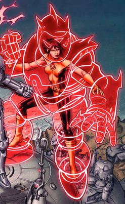 The Dragonslayers [Flash and Naga] ArmorX-Men