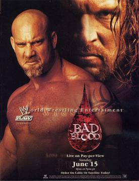 Image result for wwe bad blood 2003