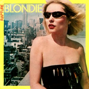 Blondie — Rapture (studio acapella)