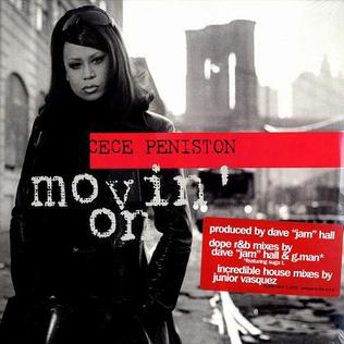 Movin On (CeCe Peniston song) song by CeCe Peniston