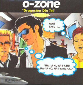 Dragostea Din Tei 2003 single from the band O-Zone