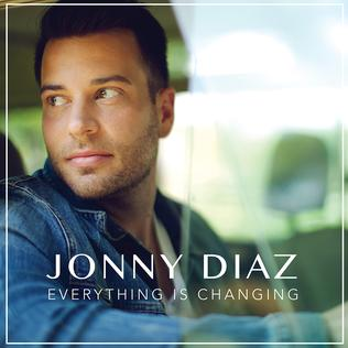 <i>Everything Is Changing</i> (EP) 2015 EP by Jonny Diaz
