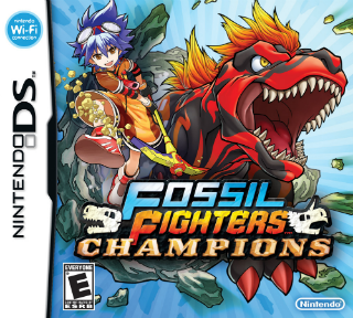 <i>Fossil Fighters: Champions</i>