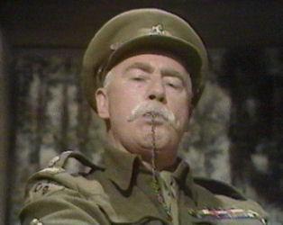 Geoffrey Lumsden British actor