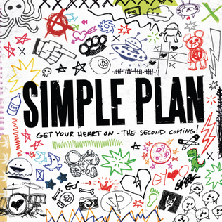 <i>Get Your Heart On – The Second Coming!</i> 2013 EP by Simple Plan