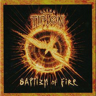 <i>Baptizm of Fire</i> 1997 studio album by Glenn Tipton